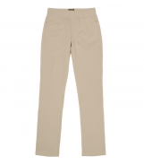 Boot leg jegging trousers with back pockets - Short length