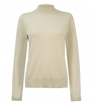 Turtle Neck Classic Plain Jumper