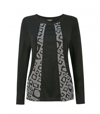 Geometric Pattern Panels and Mesh Top