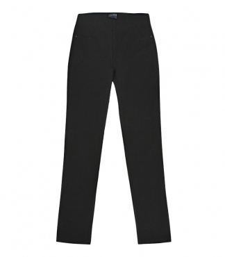 Boot Leg Jegging Trousers with Back Pockets - Regular Length